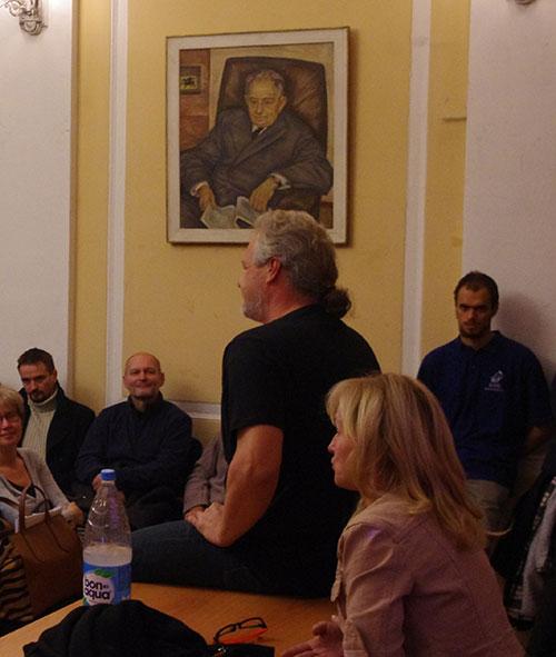 Встреча в РГО состоялась
