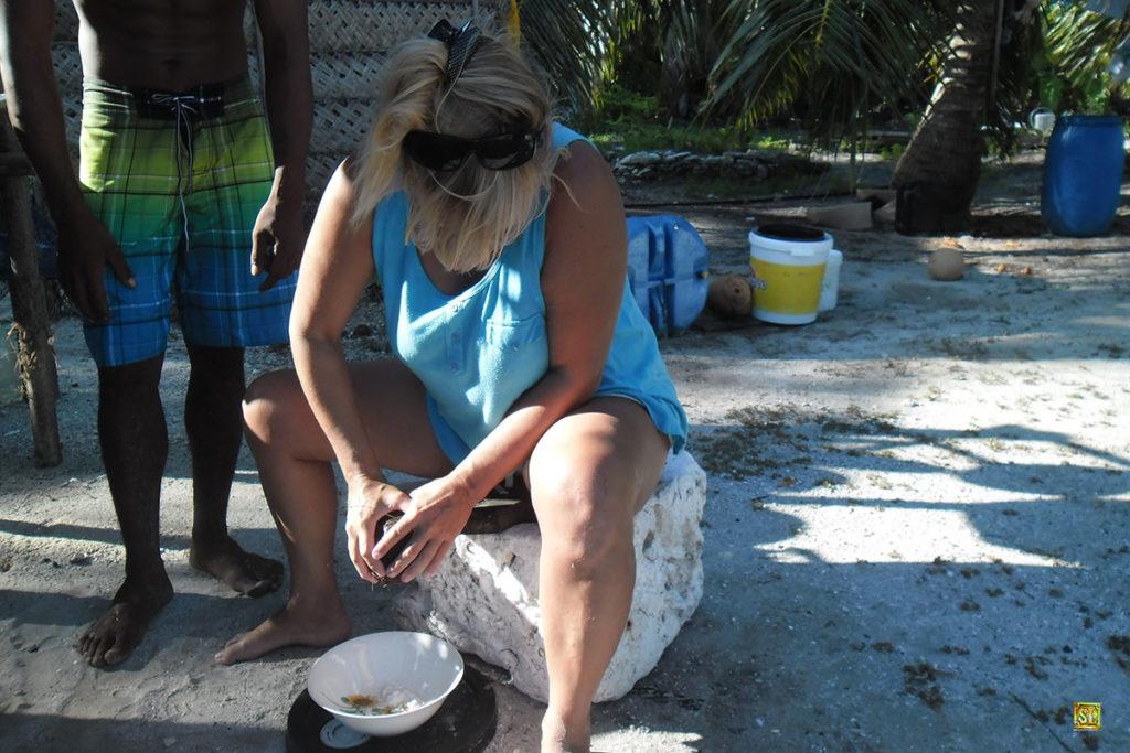 Секрет сексуальности полинезийских женщин.