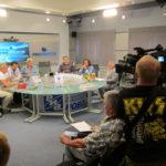 Отшумели предстартовые пресс-конференции. РИА-Новости