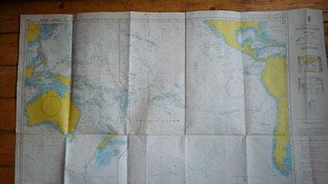 История с картой